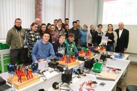 Partnerschulen 2015/16, Jahnschule Diepholz