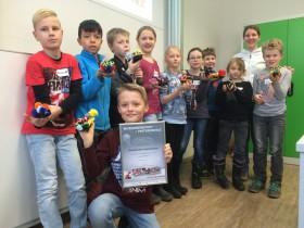 Partnerschulen 2015/16, Grundschule Seckenhausen